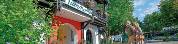 Hotel Summerhof 3*** - Kururlaub in Bad Griesbach