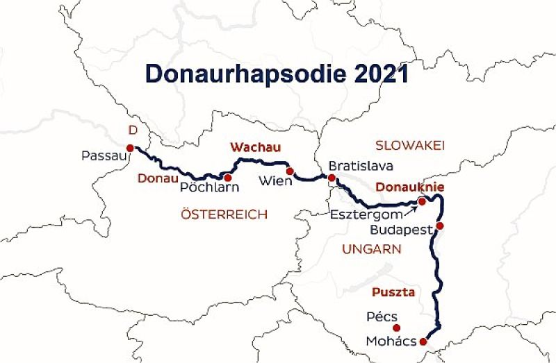 Flusskreuzfahrten donau single